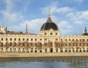 Métaphores à l'inauguration de l'InterContinental Lyon