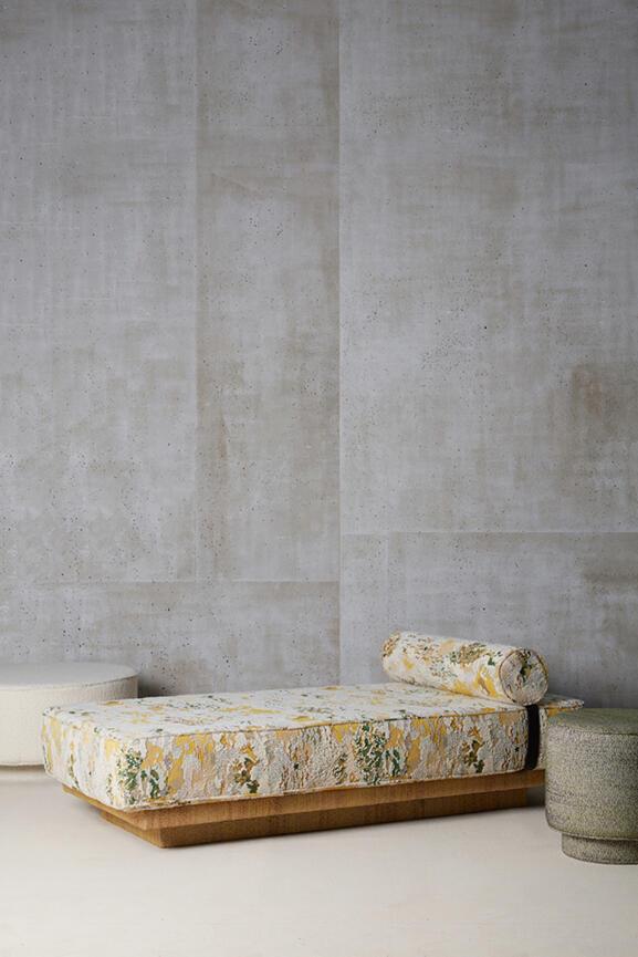 Eden | Design Guillaume Hinfray, Duvivier Canapés © Gaëlle Le Boulicaut